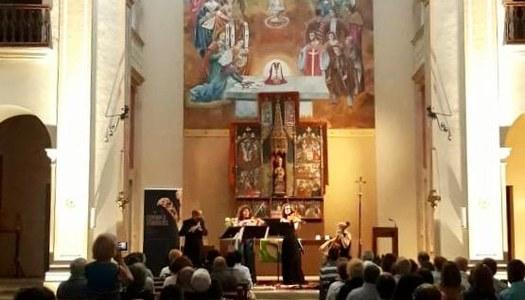 L'Església de Sant Cugat acull amb èxit una audició de Mozart