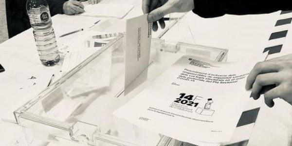 Resultat de les eleccions del 14F a Ivorra